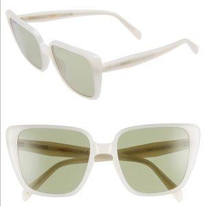CELINE women's cat - eye sunglasses